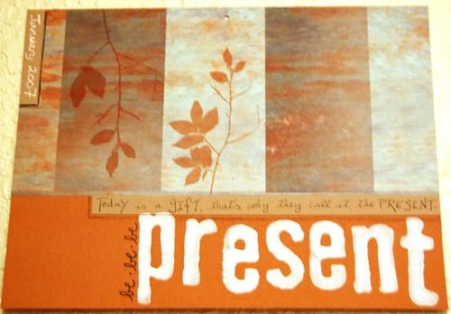 present - jan 07