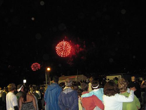 Sydney Fireworks 3 NYE 2006