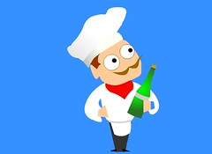 character design-chef