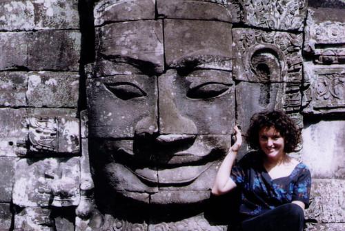 The Bayon, Cambodia 1992
