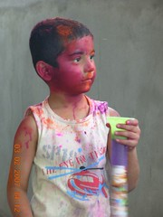 Telangana Holi 03 March 2007