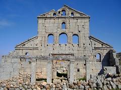 Bakirha Church Facade