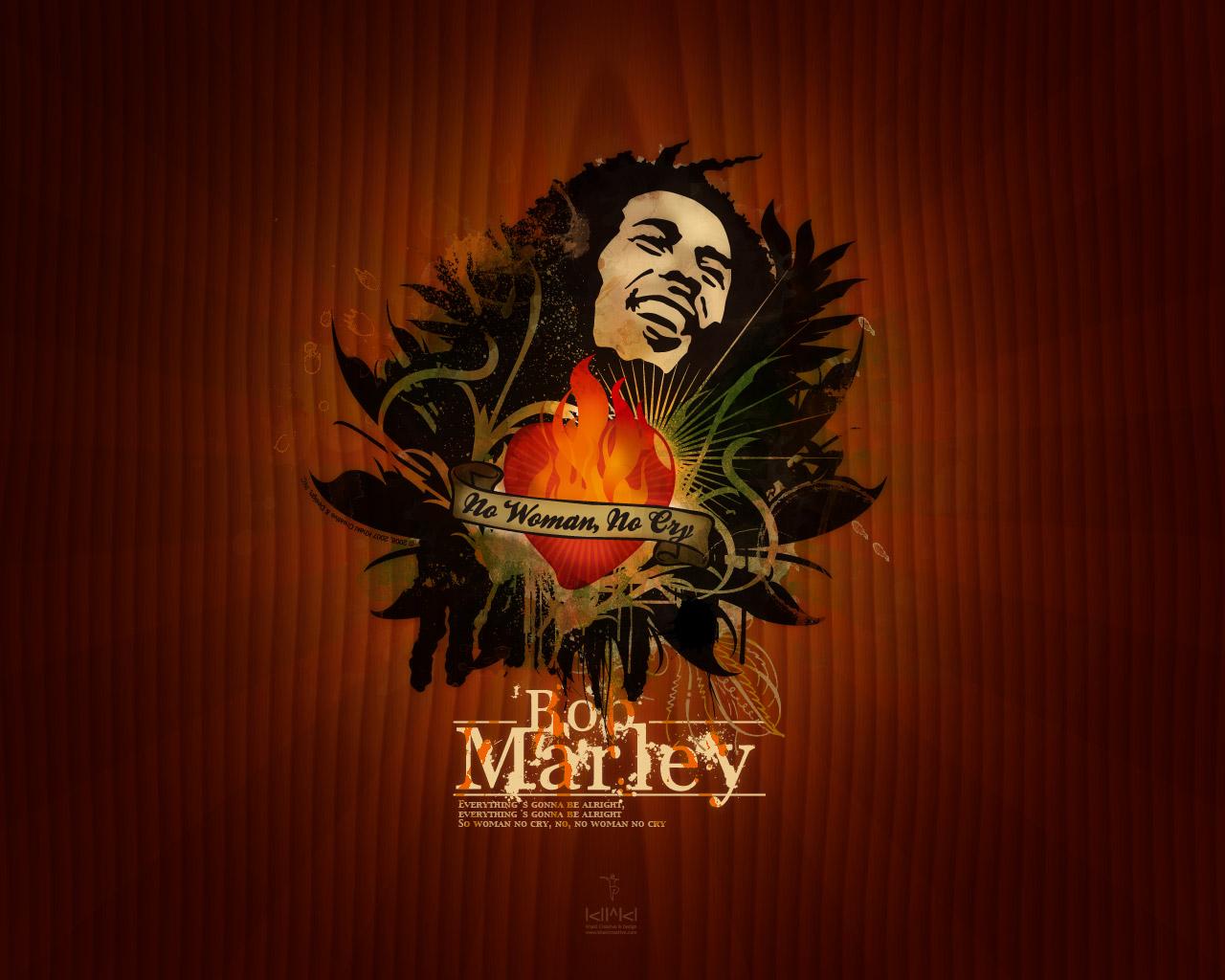 Free Wallpaper PC: Bob Marley Wallpapers 5