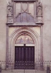 Dr. Martin Luther's Church Door - Wittenburg, ...