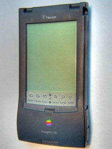 Apple Newton 120 by Joachim S. Müller