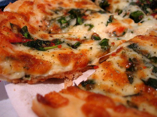 Pizza photo by Flickr's wEnDaLicious