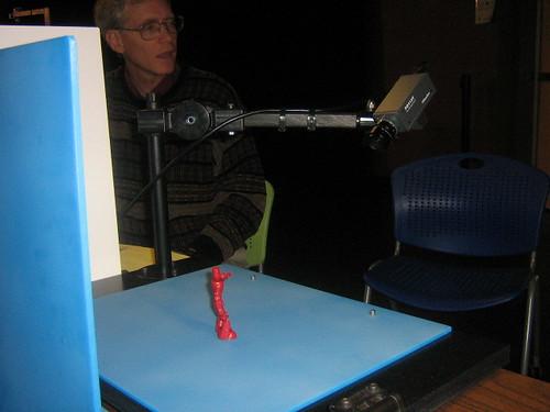 Portable Animation Station