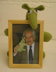 Stitchiker and Des Lynam
