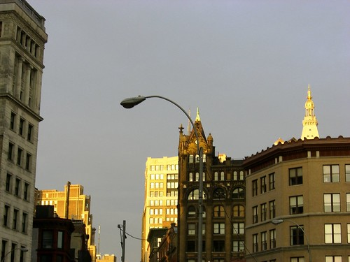 Union Square, Before The Storm
