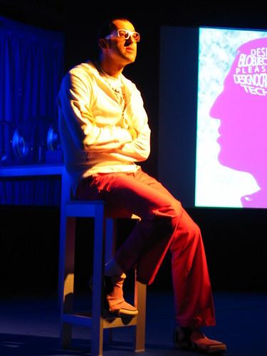 Karim Rashi en Madrid
