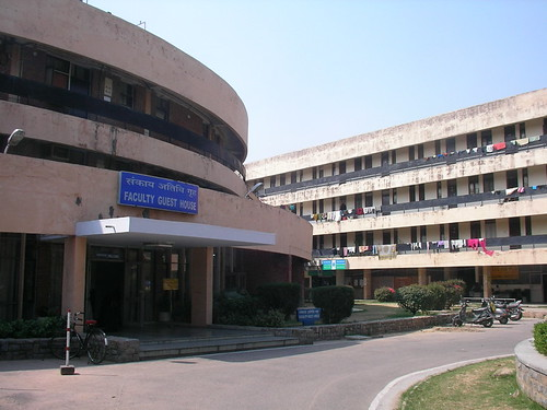 IITD Faculty Guest House