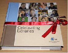 The commemorative book - Celebrating Libraries