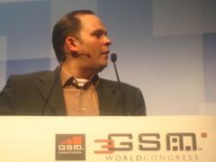 3GSM: Greg Clayman, SVP mobile media, MTV Networks