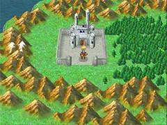 NDS - Final Fantaty III - Screenshot - Castle King Sasune