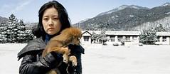 Lady Vengeance y el perrito