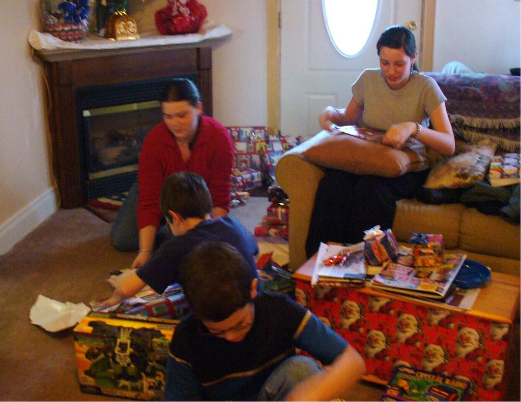 Christmas at Mickie's