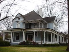 Home in Bank Street Historic District, Decatur AL 10