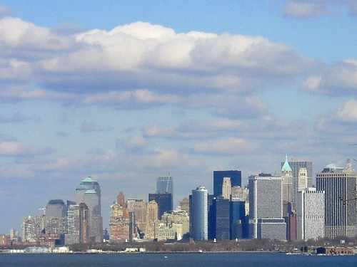 Lower Manhattan From Bay Ridge