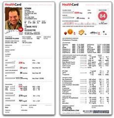 Juhan's HealthCard
