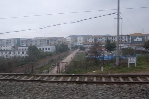 Chengdu to Chongqing.