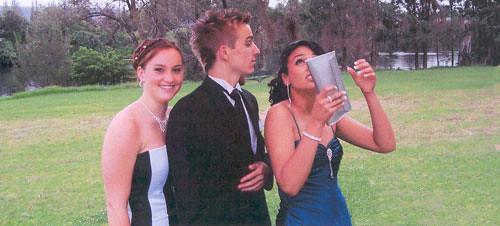 Tara, Barry and Natalee