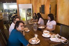 webwomen breakfast #1
