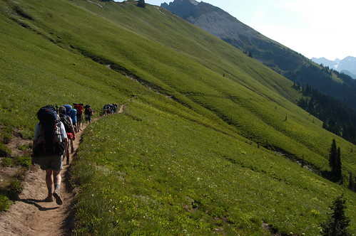 boyscouts cascades backpacking trail hiking (Photo: adpowers on Flickr)