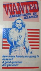 Wanted: Americans in Heaven