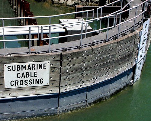 Submarine Cable Crossing