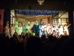 Sennen school nativity