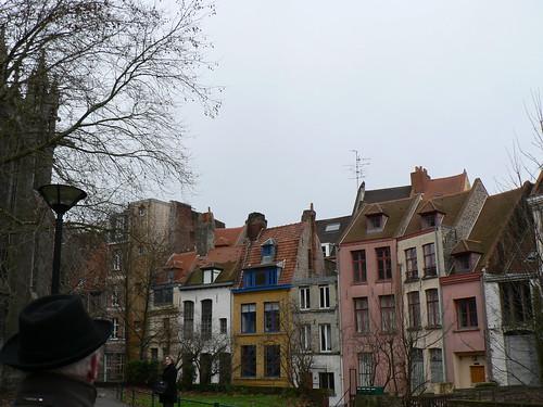 Lille façades