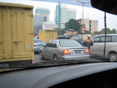 Macet di S. Parman