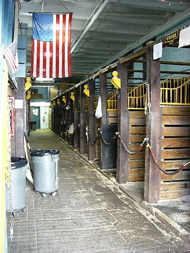NYPD Mounted Police Stable, Tribeca