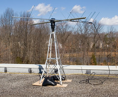 """IMG_3872: 2m Yagi Antenna • <a style=""""font-size:0.8em;"""" href=""""http://www.flickr.com/photos/54494252@N00/410362560/"""" target=""""_blank"""">View on Flickr</a>"""