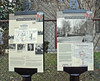 Neighborhood historical markers