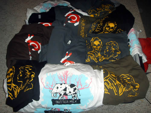 Buttermilk T-Shirts