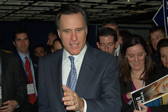 Mitt Romney at CPAC