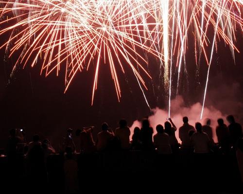 World Pyro Olympics!