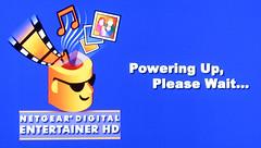 IMG_3616 NETGEAR EVA8000 powering up screen