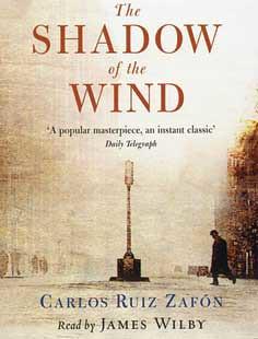 Portada de The Shadow of the Wind