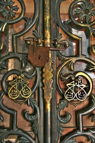 old door handle by kapkara.