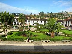 Plaza de armas de Chachapoyas 3