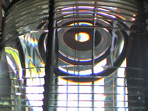 Fresnel, Cape Disappointment