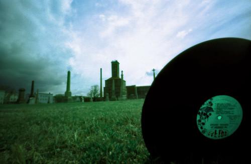 Vinyl is 4 Ever by Bruce Berrien