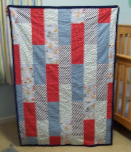 cole's big quilt