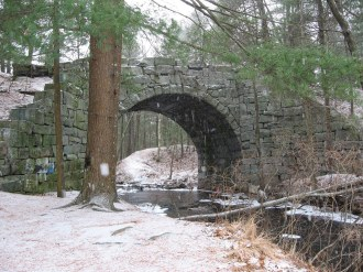 Bridge Over Stony Brook