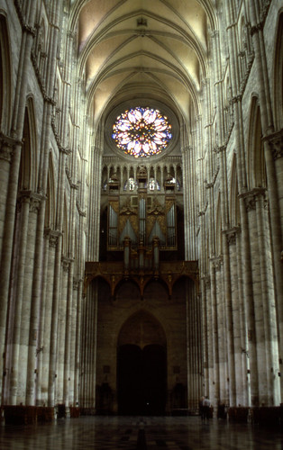 Amiens Rose Window