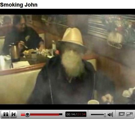 Smoking John