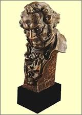 Premio Goya Busto