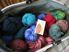 Assorted  Sock Yarns